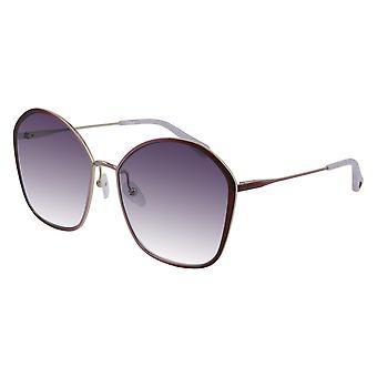 Chloe CH0015S 003 Gafas de sol burgundy/violeta gradiente