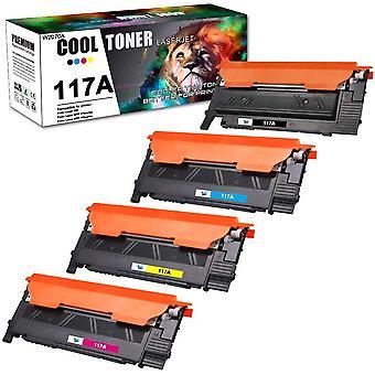 FengChun (Mit Chip) Kompatibel fr HP 117A Tonerkartusche Ersatz fr HP Color Laser MFP 178nwg 179fwg