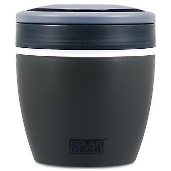 Polar Gear Reheat Me Food Pod, Grey & Black