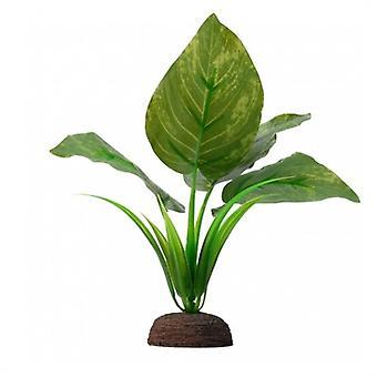 Fluval Bunte Eidechsenpflanze (Fische , Aquariumsdeko , Künstliche Pflanzen)