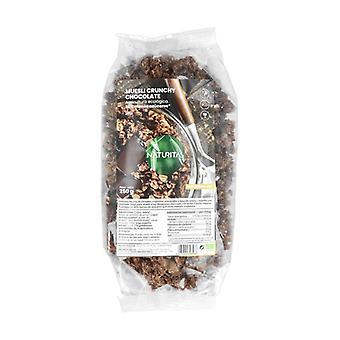 Luomusuklaa rapea mysli 250 g