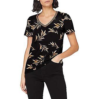 Garcia S00006 T-Shirt, Black, XS Woman