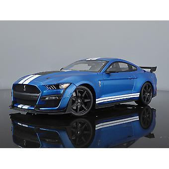 1:18 Mustang Shelby GT500 Hoch detaillierte Druckguss Präzision Modell Auto Modell Sammlung Geschenk
