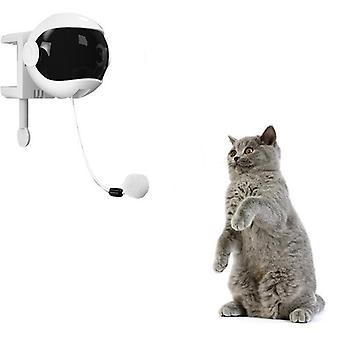 Electric Automatic Lifting Cat Ball Toy Interactive Puzzle Smart Pet Cat Ball Teaser Toys