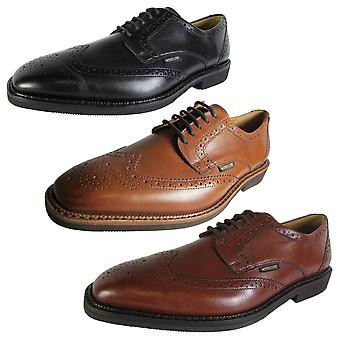 Mephisto Mens Paolino Wing Tip Lace Up Oxford Shoe
