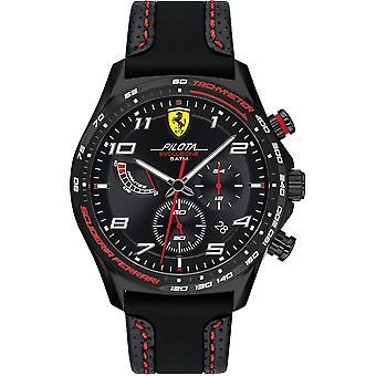 Scuderia Ferrari SF830717 PILOTA EVO Heren Horloge