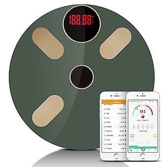Gerui Bluetooth Scales Floor Body Weight Bathroom Scale