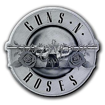 Guns N' Roses - Bullet Logo Pin Badge