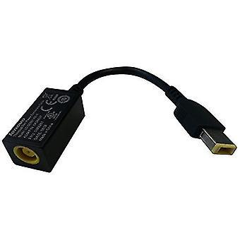 Lenovo ThinkPad Slim Power Conversion Cable , Black UK Plug