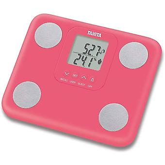 Tanita BC730P Innerscan Body Composition Monitor Scale Pink