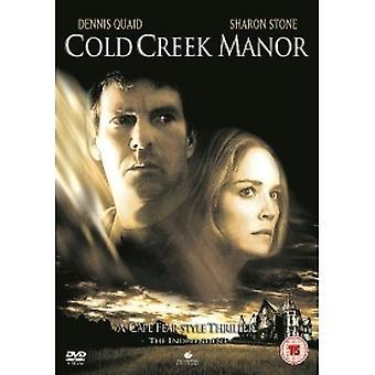Cold Creek Manor DVD