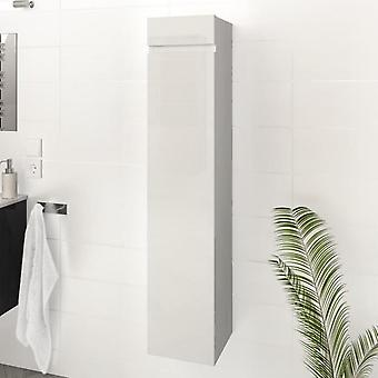 Bathroom Column Glossy White