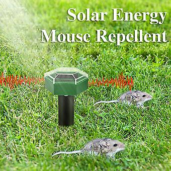 2pc Hexagonal Solar Insect Repellent Outdoor Camping Rat Snake Insect Repellent
