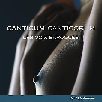 Palestrina/Schutz/Purcell - Canticum Canticorum [CD] USA import