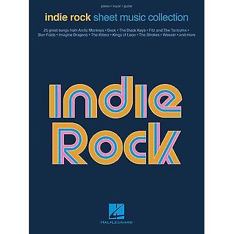 Coleção de Partituras de Indie Rock