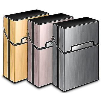 金属シガレットケース3個