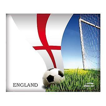 Édition limitée Angleterre Football Fan Silk Mousepad