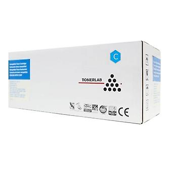 Toner compatible Ecos with Xerox DOCUCOLOR C 240/242/250/320/400/WC 7765 cyan