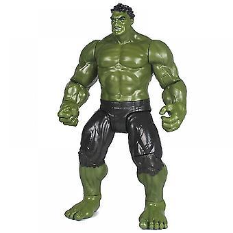 Super Hero Action Figure Speelgoed Held (Groen)