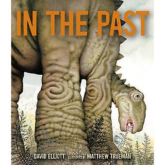 In the Past  From Trilobites to Dinosaurs to Mammoths in More Than 500 Million Years by David Elliott & Illustrated by Matthew Trueman