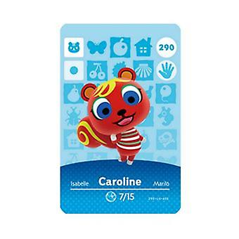 Nfc Game Card For Animal Crossing Compatible With Nintendo Switch Amiibo / Switch Lite / Wii U