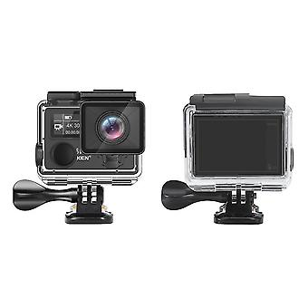 Videokamery športová kamera h5s plus wifi hd 4k s ambarellou