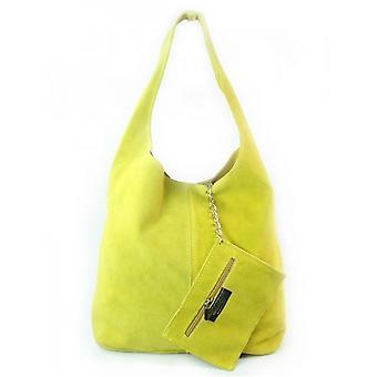 Vera Pelle Shopper Bag XL A4 W456GL everyday  women handbags