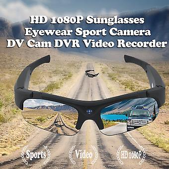 Hd 1080p Okulary Sport Camera Dv Cam Dvr Video Recorder