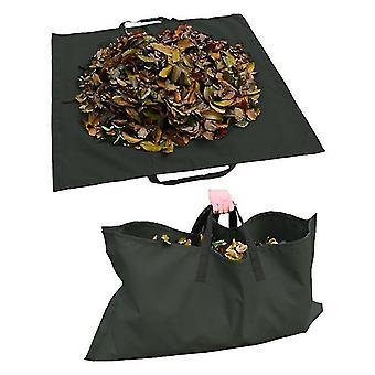 Sac poubelle de jardinage Sac 2-en-1 Jardin extérieur Leaf Range Bag