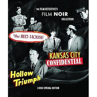 Film Detective's Film Noir Collection [Blu-ray] USA import