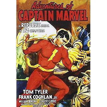 Avonturen van Captain Marvel [DVD] USA import