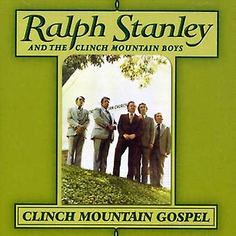 Ralph Stanley & Clinch Mountain - Clinch Mountain Gospel [CD] USA import