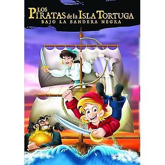 Piraten von Tortuga Under the Blk Flag [DVD] USA import