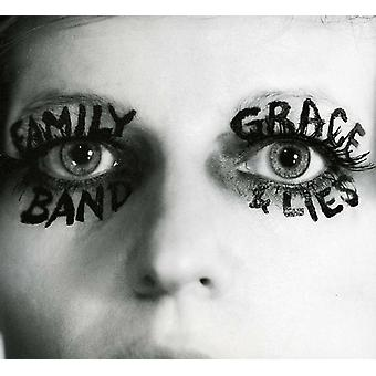 Family Band - Grace & Lies [CD] USA import