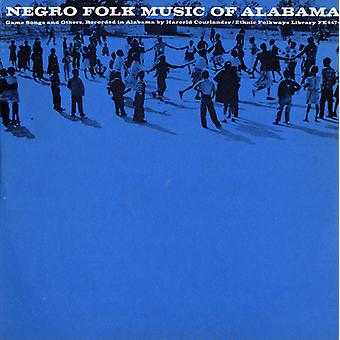 Negro Folk Music of Alabama - Negro Folk Music of Alabama: Vol. 6-Ring Game Songs & Others [CD] USA import