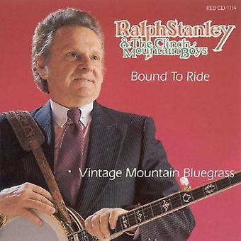 Ralph Stanley - Bound to Ride [CD] USA import
