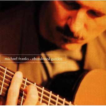 Michael Franks - importação EUA jardim abandonado [CD]
