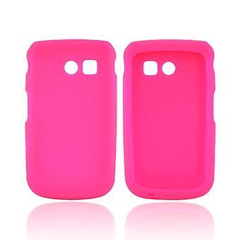 CUBE étui en Silicone pour Samsung Freeform 2 R360 - Hot Pink