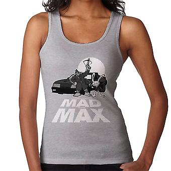 Mad To The Max Sam And Max Women's Vest