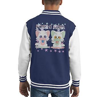 Posi e Nega Creamy Mami la magia Varsity Jacket di Angel Kid