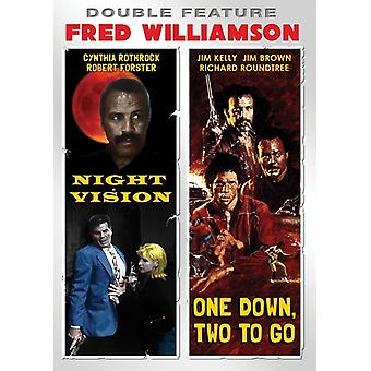 Fred Williamson Double Feature [DVD] USA import