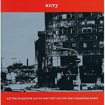Envy - All the Footprints Youve Ever Left & [CD] USA import