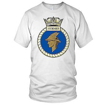 Royal Navy HMS Hermes Kids T skjorte