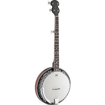 Stagg BJM30 DL 5-String Banjo