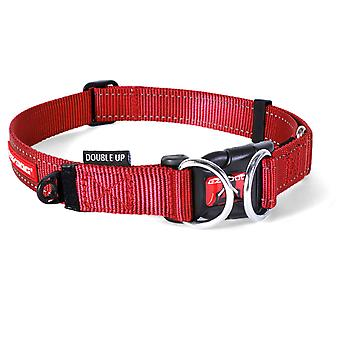 Ezydog Collar Doubleup Rojo (Dogs , Collars, Leads and Harnesses , Collars)