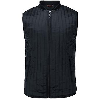 Nimbus Mens Hudson Nylon Slim Fit Urban City Gilet Bodywarmer