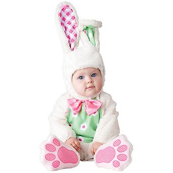 Baby Bunny Rabbit Easter Animal Deluxe Toddler Girls Costume