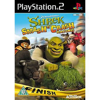 Shrek smash N krasch (PS2)-ny