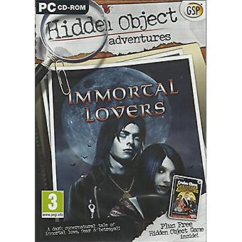 Immortal Lovers Game PC - Factory Scellé