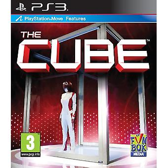 The Cube (PS3) - New